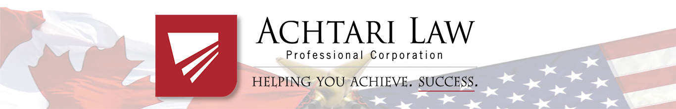 Achtari Law Header Image