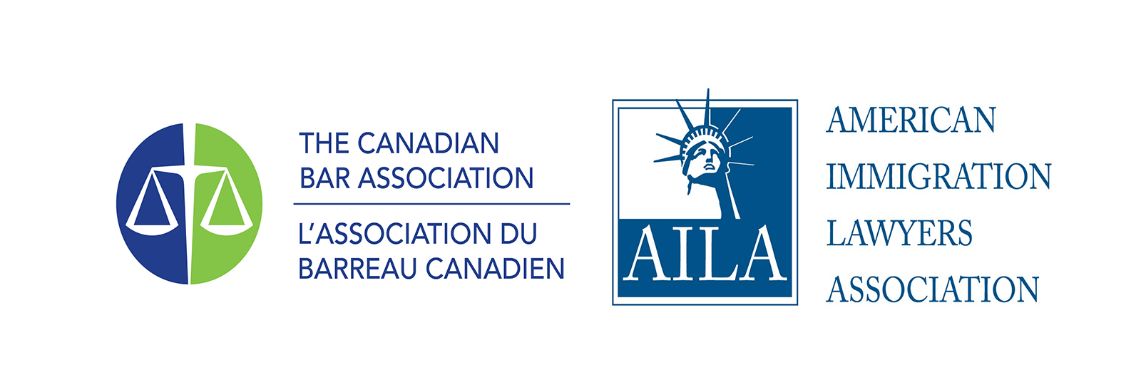 Canadian Bar Association & AILA Logo